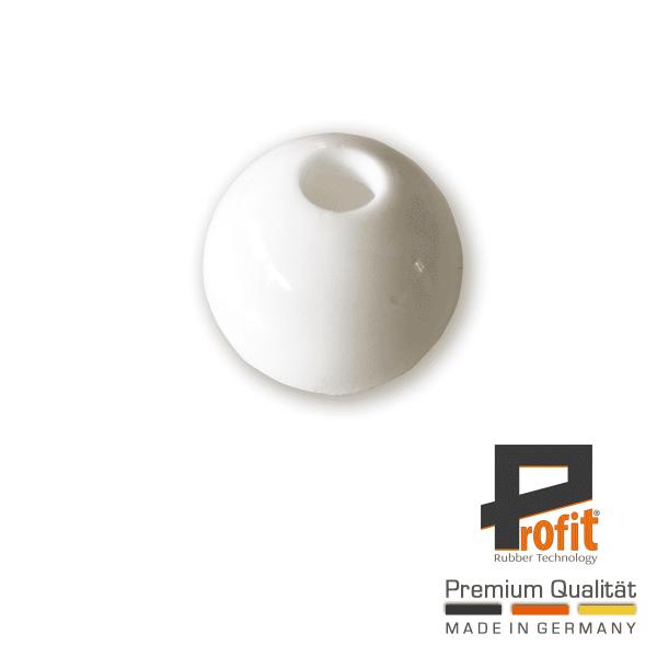 Kugel | Kunststoffkugel für Expanderschlinge | Kugel für Expander | Plastikkugel für Spanngummi | Profit Rubber Technology