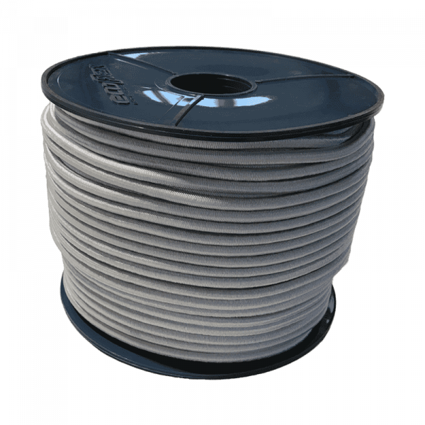 Expanderseil | Ecoflex | 6mm | weiß | Planenseil | Planenseile | Expanderseile | Gummischnur | Gummiseil |