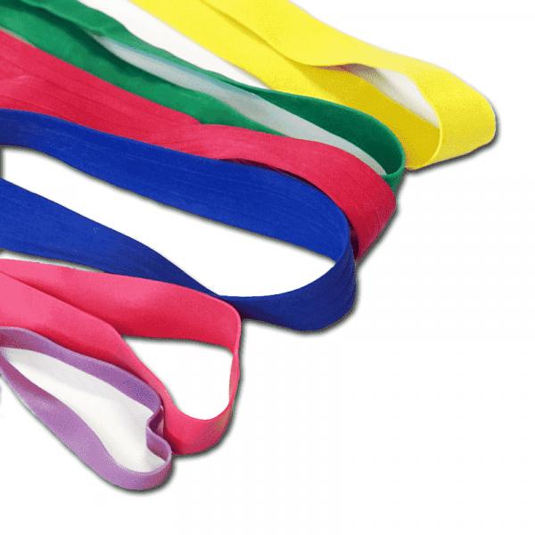 Palettengummis | Testset | Muster | Musterset | Palettengummi | Dehnbänder | Gummidehnband | Palettendehnband