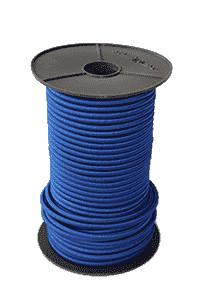 Expanderseil 6mm Blau ab 1 Meter | Planenseile | Bannerseile | Expanderseile | Meterware |