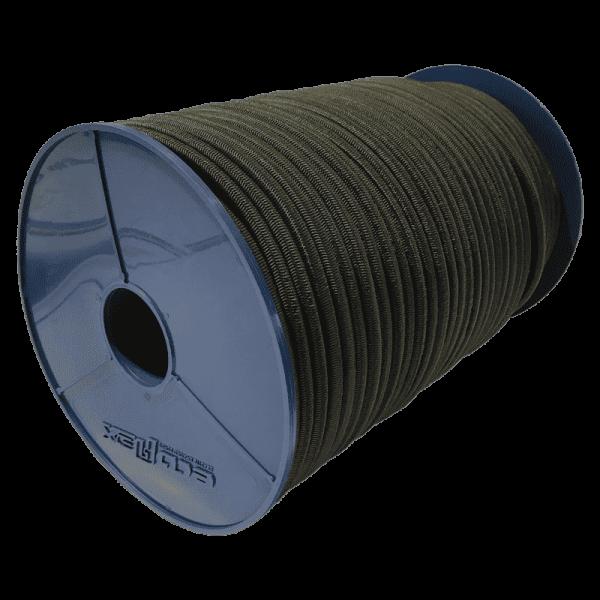 ECOFLEX | Expander | Expanderseil | Expanderseile | Gummiseil | Expander Gummi | Natogrün | 8mm |