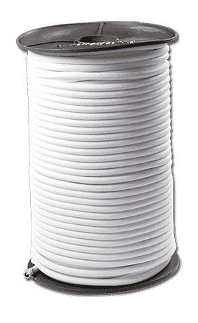 Expanderseil 10mm Weiß ab 1 Meter | Gummiseile | Expanderseile | Anhängerseile |